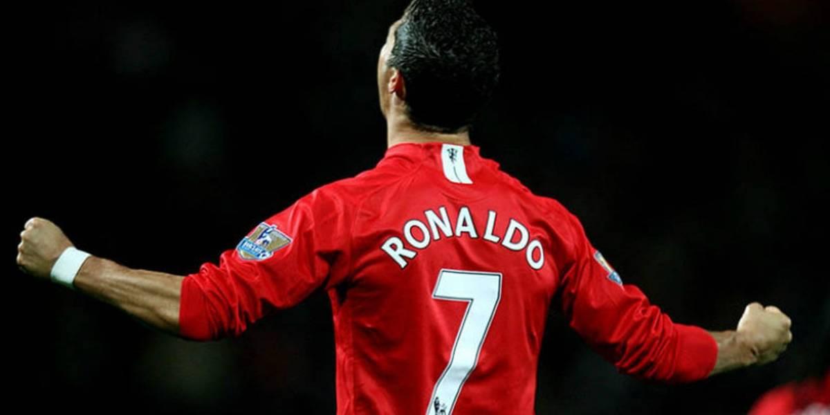 La curiosa historia de cómo Cristiano Ronaldo se convirtió en CR7