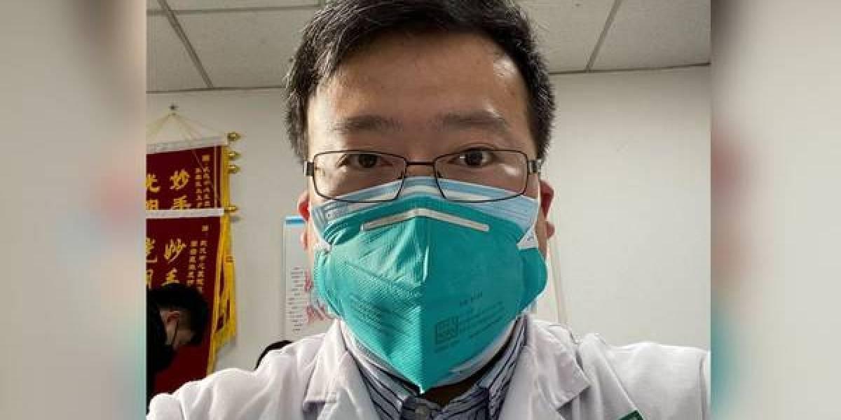 China volta a confirmar morte de médico que alertou sobre coronavírus