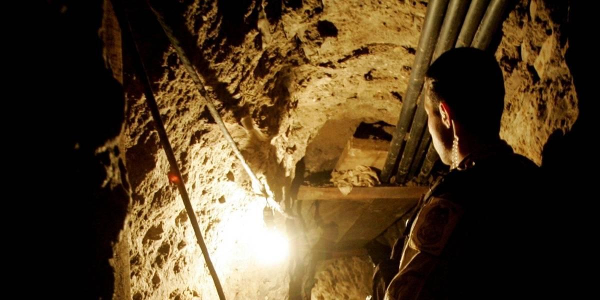 Detienen a cinco personas por excavar un túnel por el que pretendían robar un banco