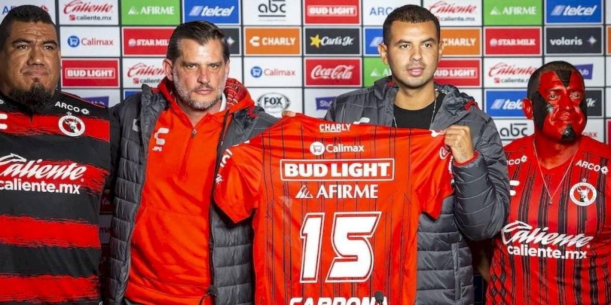 Edwin Cardona regresa a México para jugar con Xolos de Tijuana