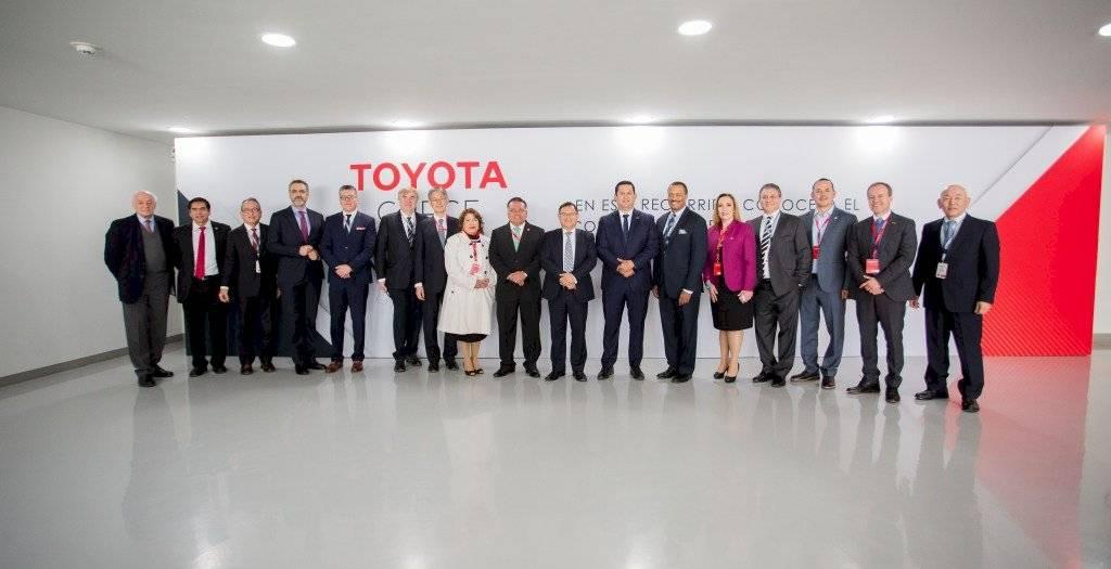 La empresa comenzó su construcción desde el 2016. Gobierno de Guanajuato
