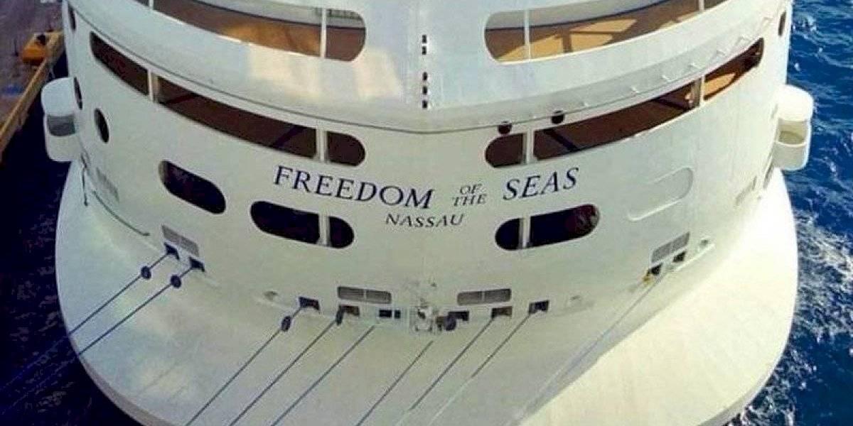 Royal Caribbean anuncia la suspensión de sus cruceros en todo el mundo