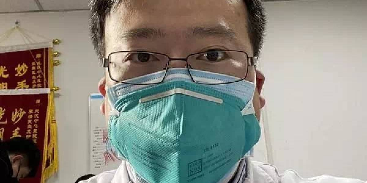 Muere Li Wenliang, el médico que intentó advertir del coronavirus