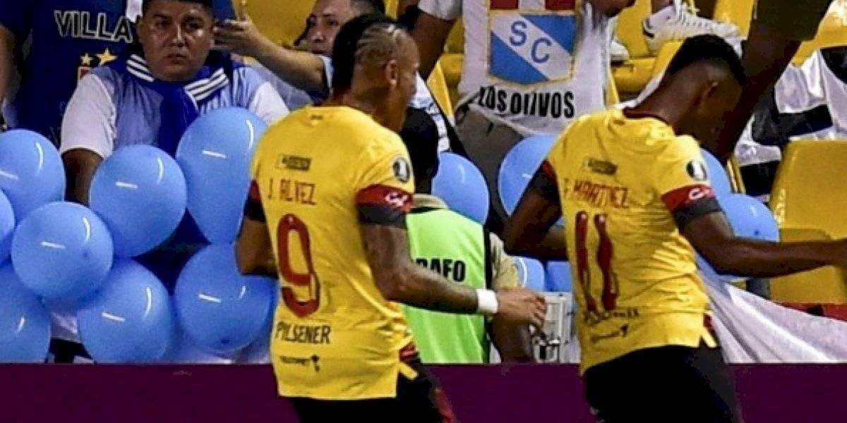 Barcelona SC goleó y sueña con la fase 3 de la Copa Libertadores