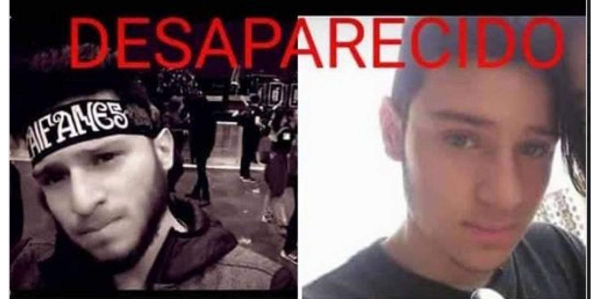Estudiante de la U. Nacional lleva más de 13 días desaparecido