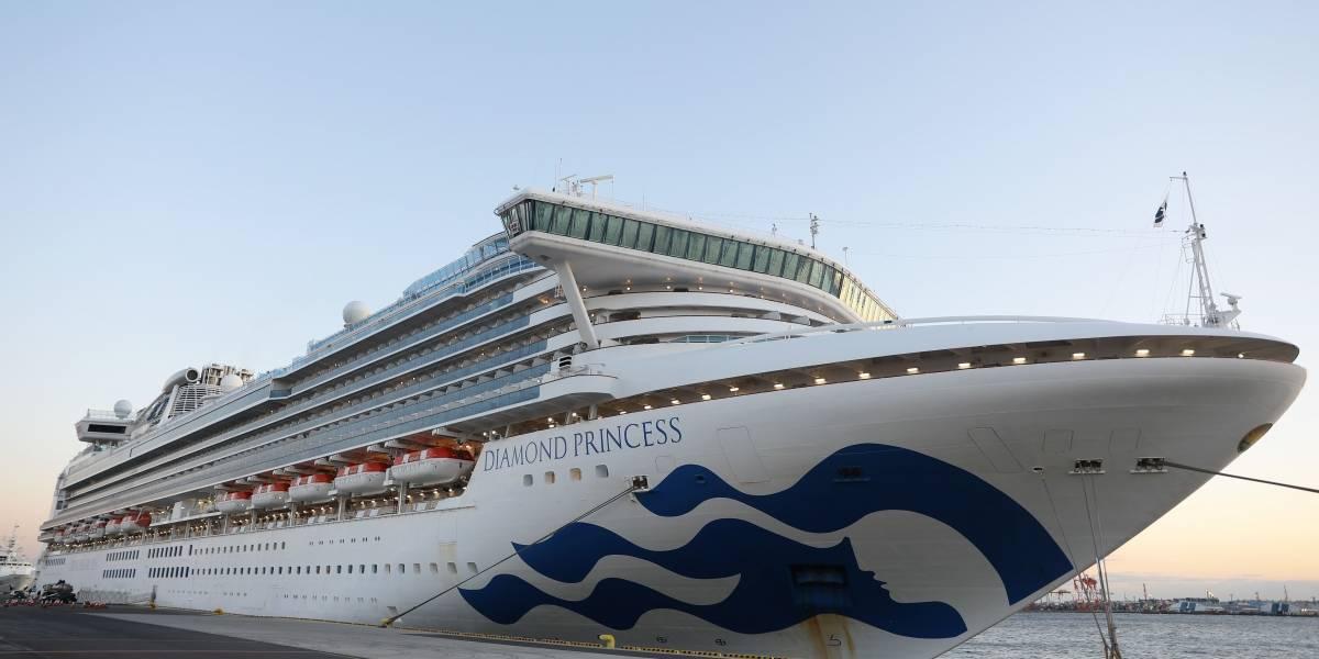 Japón: se confirman 61 casos de coronavirus de Wuhan en crucero en cuarentena en Yokohama