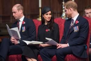 A atitude de Harry e Meghan Markle que desencadeou a fúria do Príncipe William