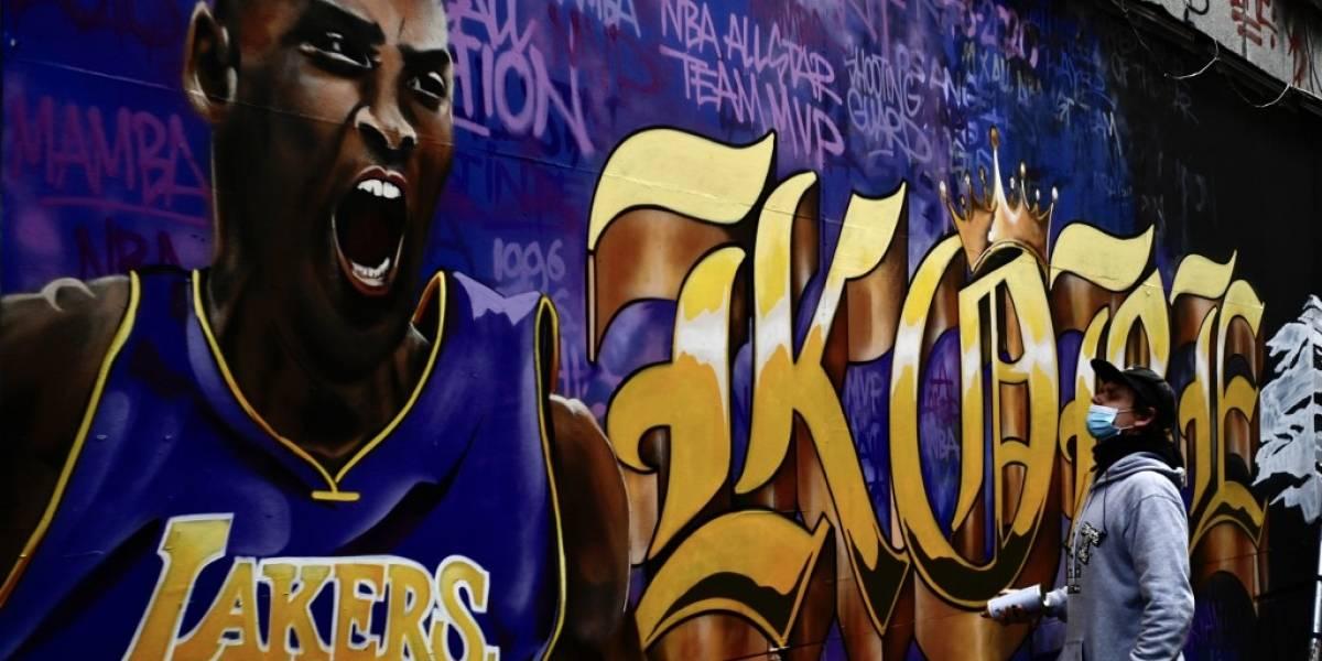 Medios estadounidenses dan fecha del homenaje a Kobe Bryant