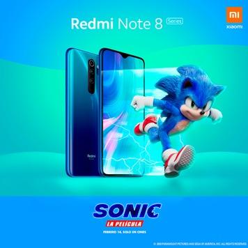 Xiaomi Redmi Note 8 Sonic