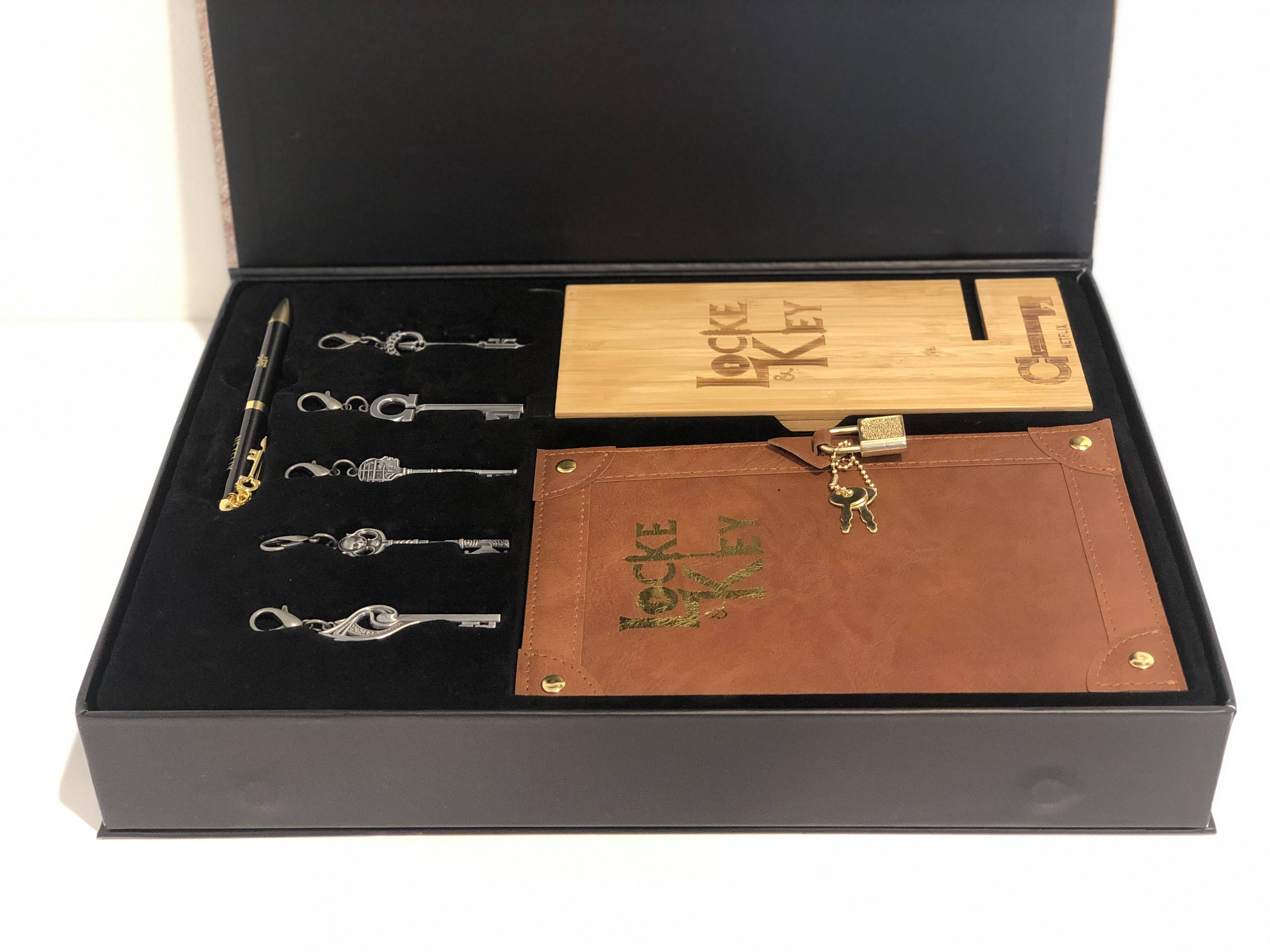 concurso locke and key