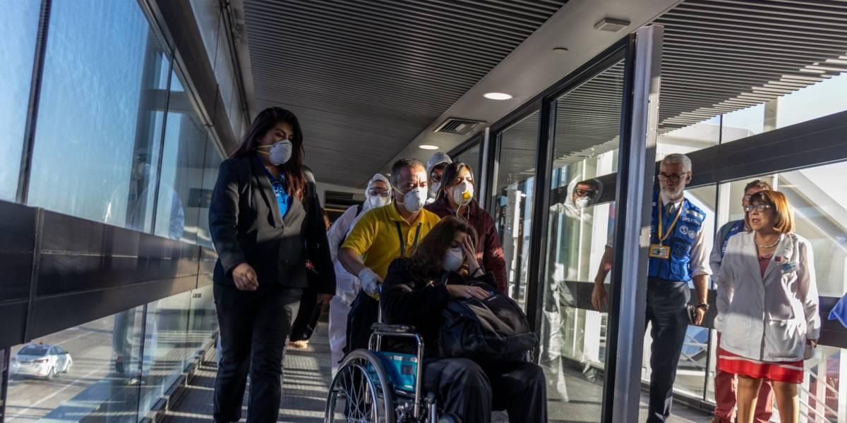 Coronavirus: Radiografía a fórmula para detectar contagiados en el ingreso al país