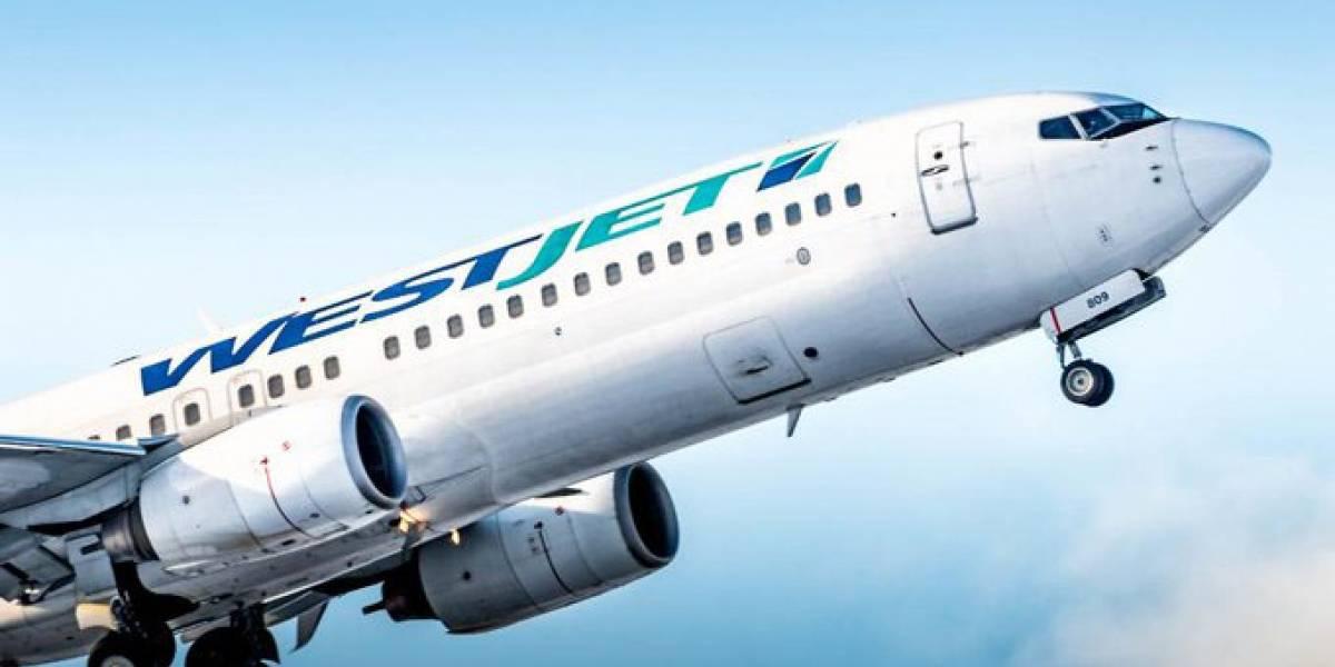 Hombre bromea y dice tener coronavirus en vuelo con 243 pasajeros