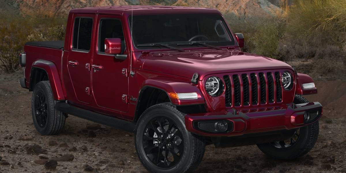 Jeep Wrangler y Gladiator High Altitude, más premium que nunca
