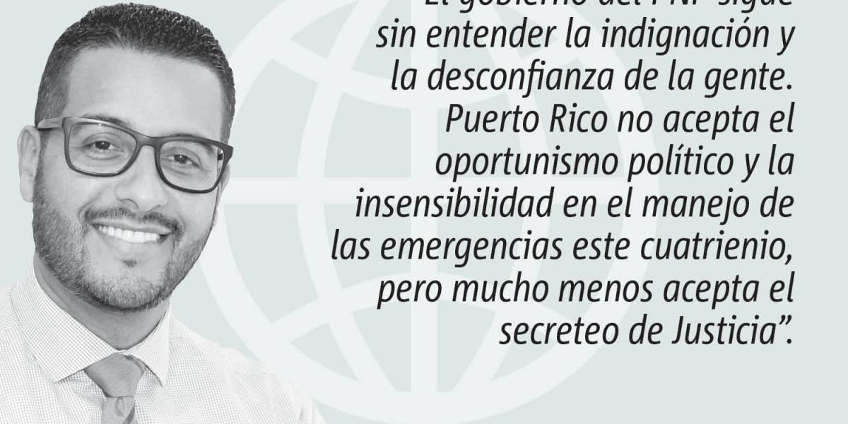 """Opinión de Jesús Manuel Ortiz: """"El secreteo de justicia"""""""