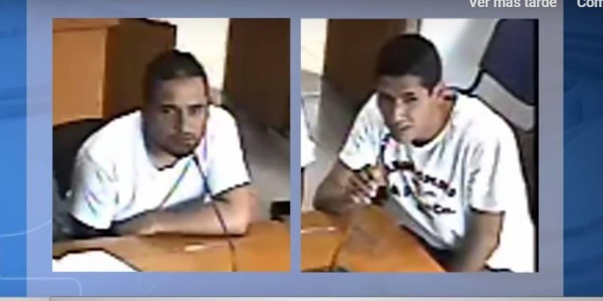 (VIDEO) Revelan imágenes de ladrones abatidos en Bogotá cuando estaban vivos