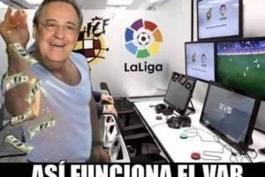 Memes de la eliminación del Real Madrid