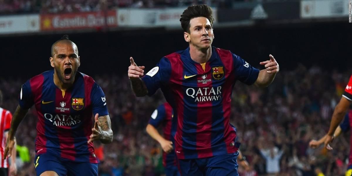 Ath Bilbao vs Barcelona: Este es el gol más espectacular de Leo Messi contra los vascos