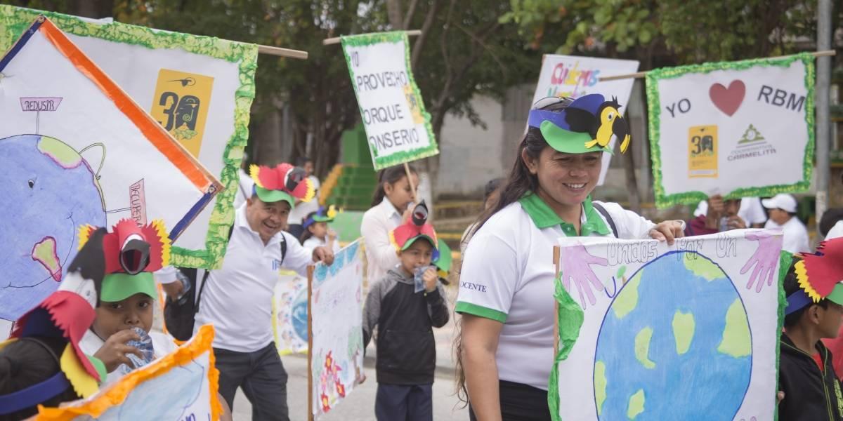 Celebran los 30 años de la Reserva de la Biosfera Maya