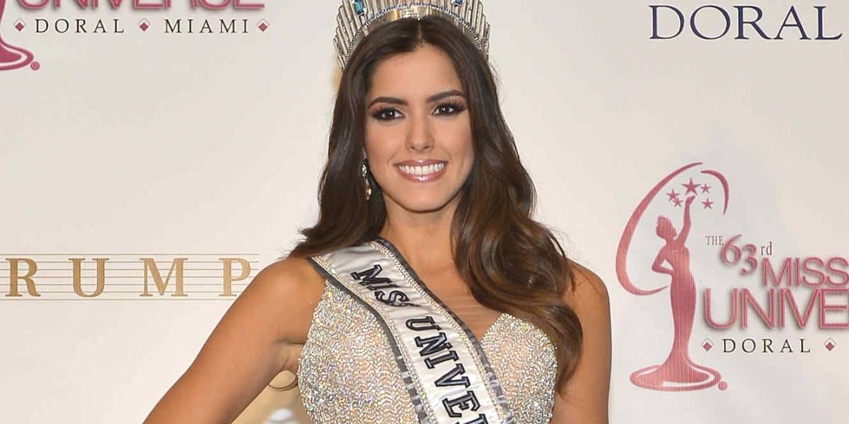 """La Miss Universo 2014 estalla contra quienes la critican por su """"extrema delgadez"""""""