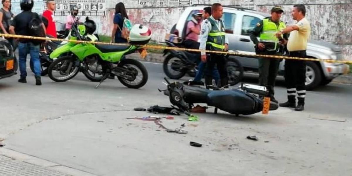 Ladrón murió tras intentar robar a un policía retirado