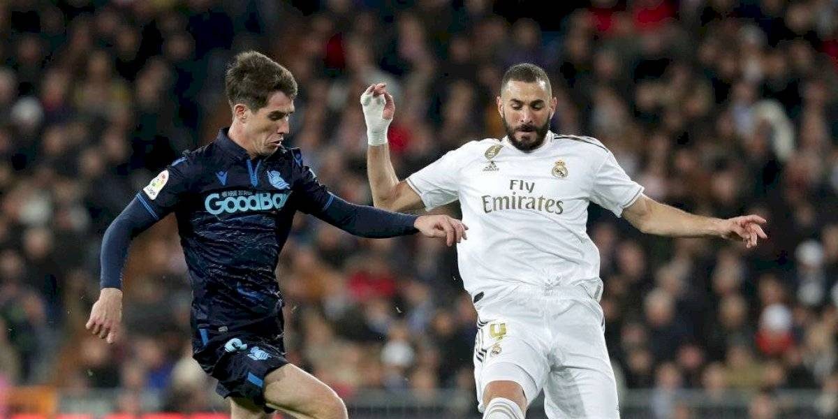 Real Madrid vs. Real Sociedad | Los merengues quieren seguir en racha