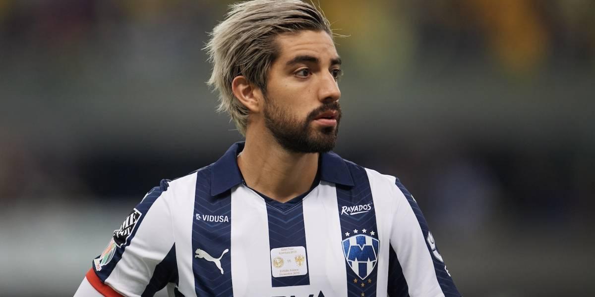 Ya sentenciaron a Pizarro: Se va la MLS o en Rayados no va a jugar