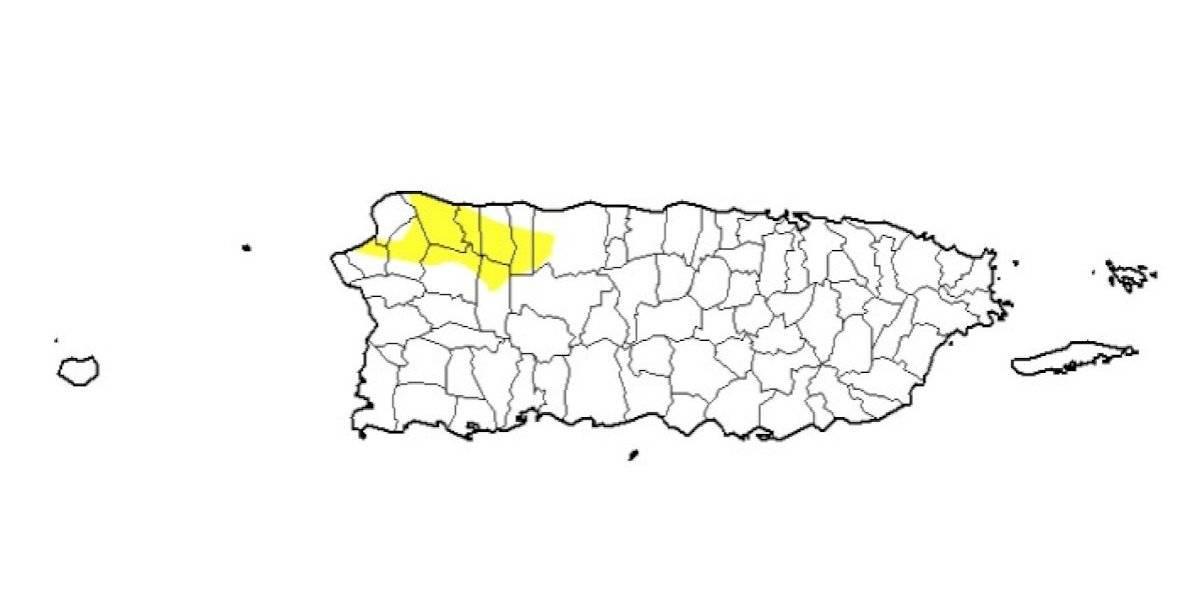Sequía anómala se mueve al norte y noroeste