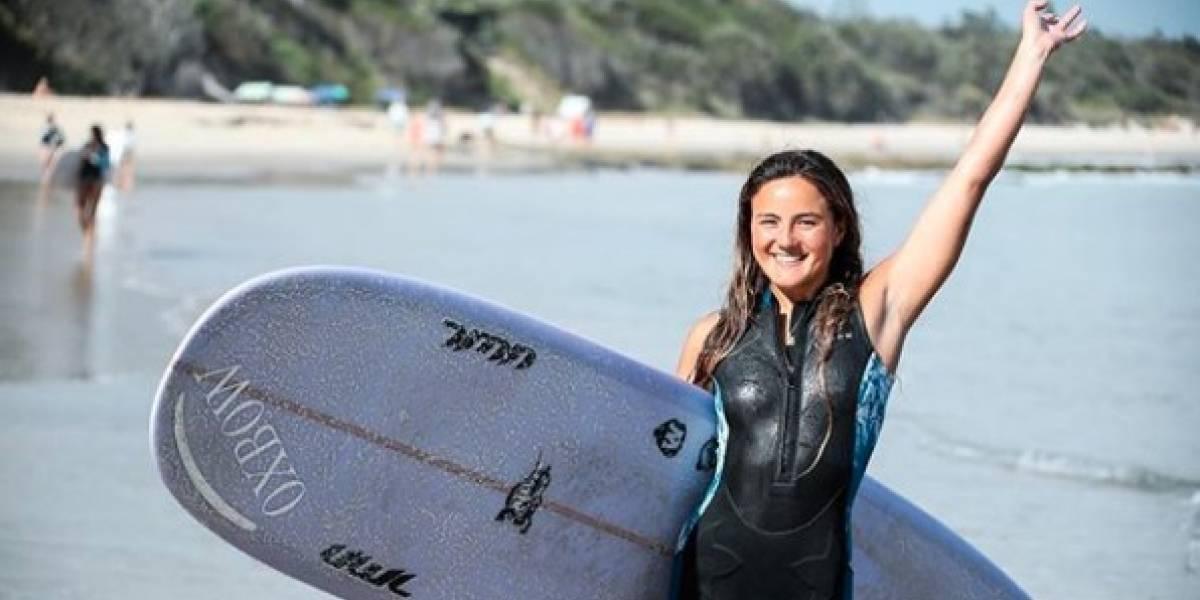 FOTOS: Muere surfista a los 24 años por causas desconocidas