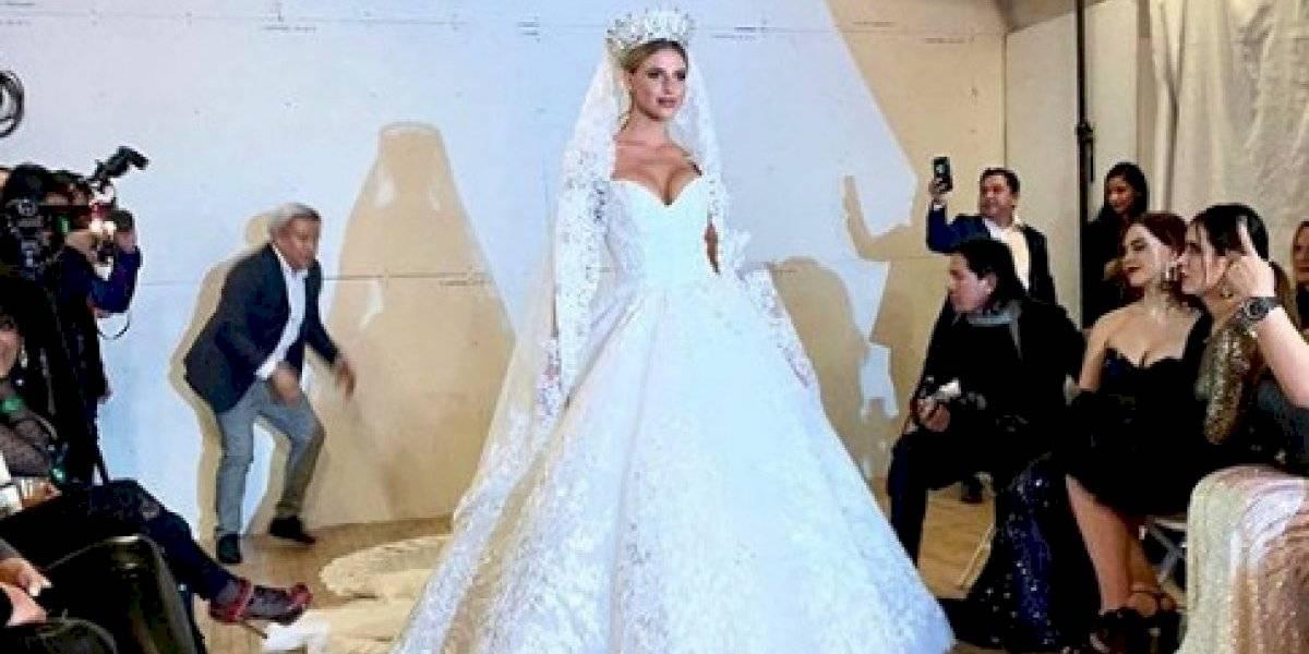 Madison Anderson brilla en el West New York Fashion Week