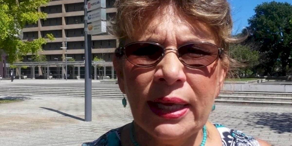 Alegan que el PPD pone trabas a candidata del Movimiento Victoria Ciudadana