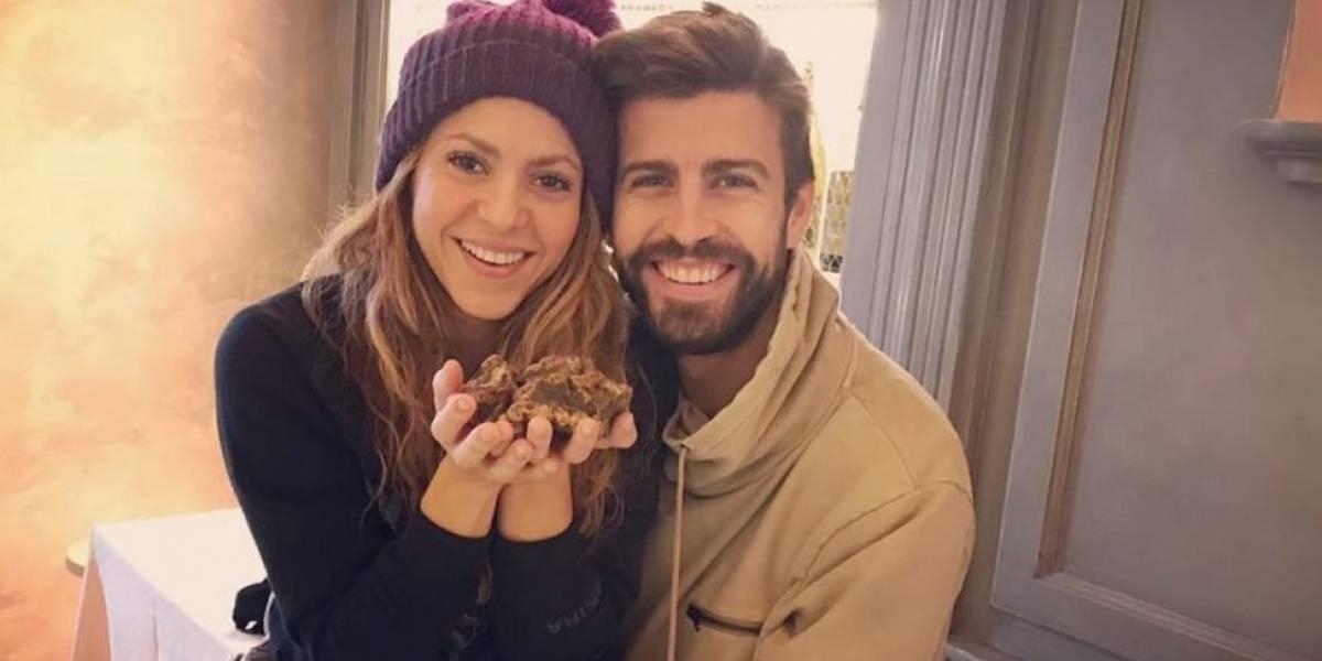 Por esta razón Piqué no acompañó a Shakira al Super Bowl