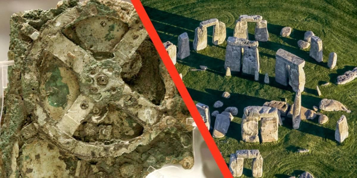 Ciencia: Estos son 4 grandes misterios de la arqueología