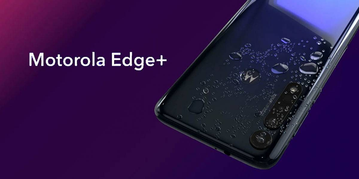 Motorola Edge +: Esto es todo lo que sabemos hasta el momento