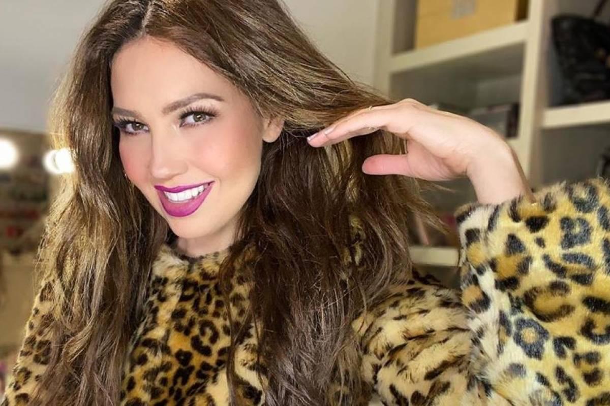 Thalía anuncia una edición especial de su disco 'Primera Fila'