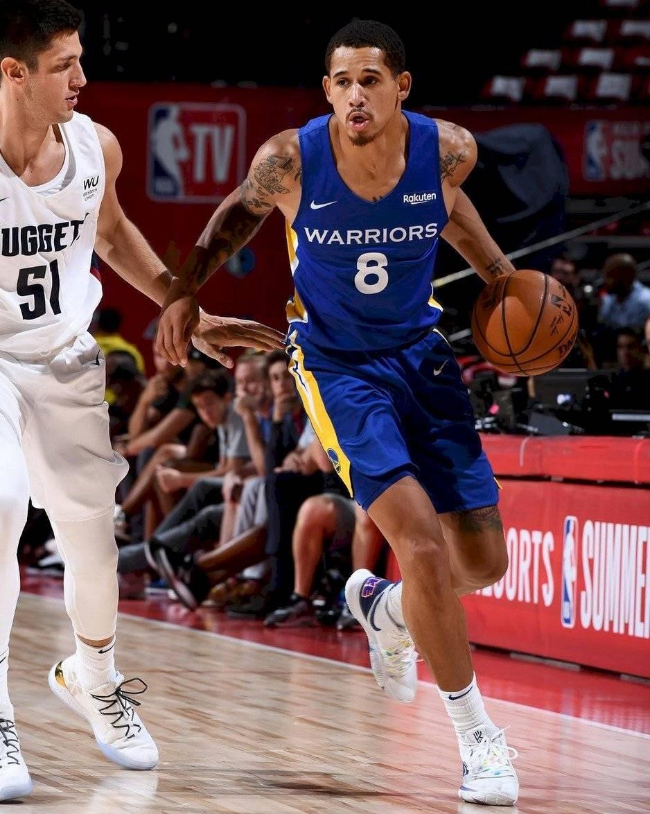 El michoacano será el quinto jugador en la NBA Instagram @juanonjuan10