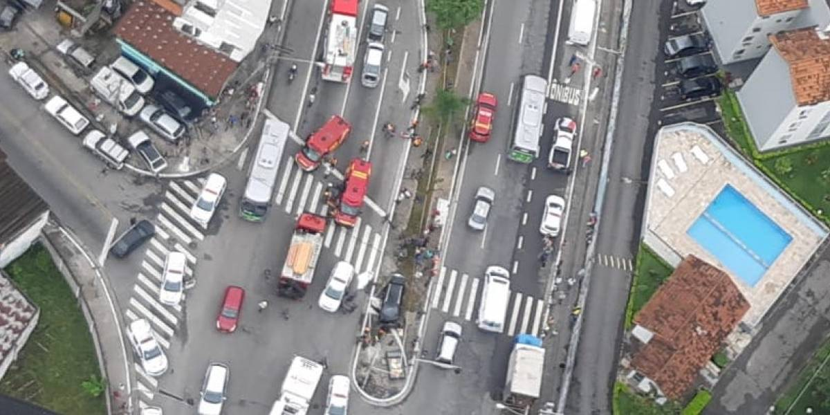 Perseguição policial termina em acidente e morte na zona norte de São Paulo