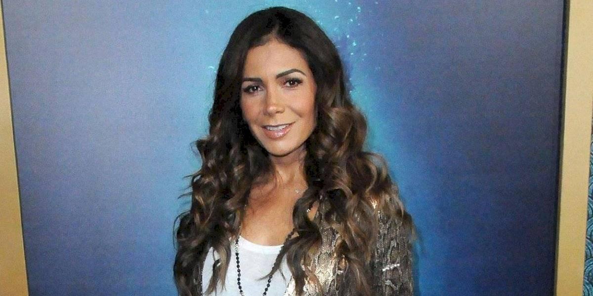 Patricia Manterola paraliza las redes al enseñar de más y no llevar sostén