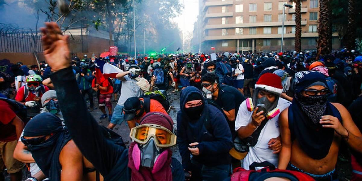 """Municipalidad de Providencia negó haber ordenado labores de """"inteligencia"""" en Plaza Baquedano"""