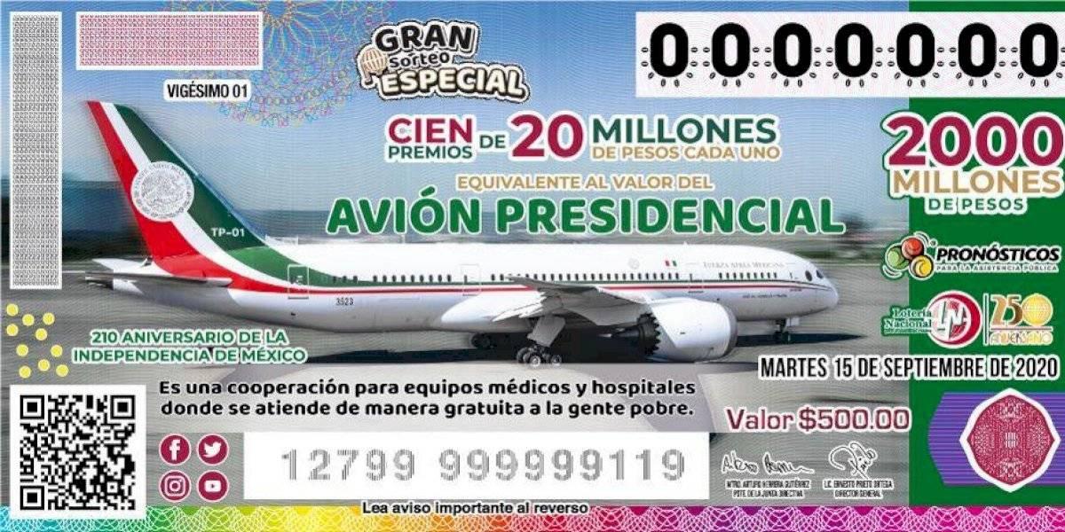 'No queremos entregar un problema', justifica AMLO entrega de dinero y no de avión