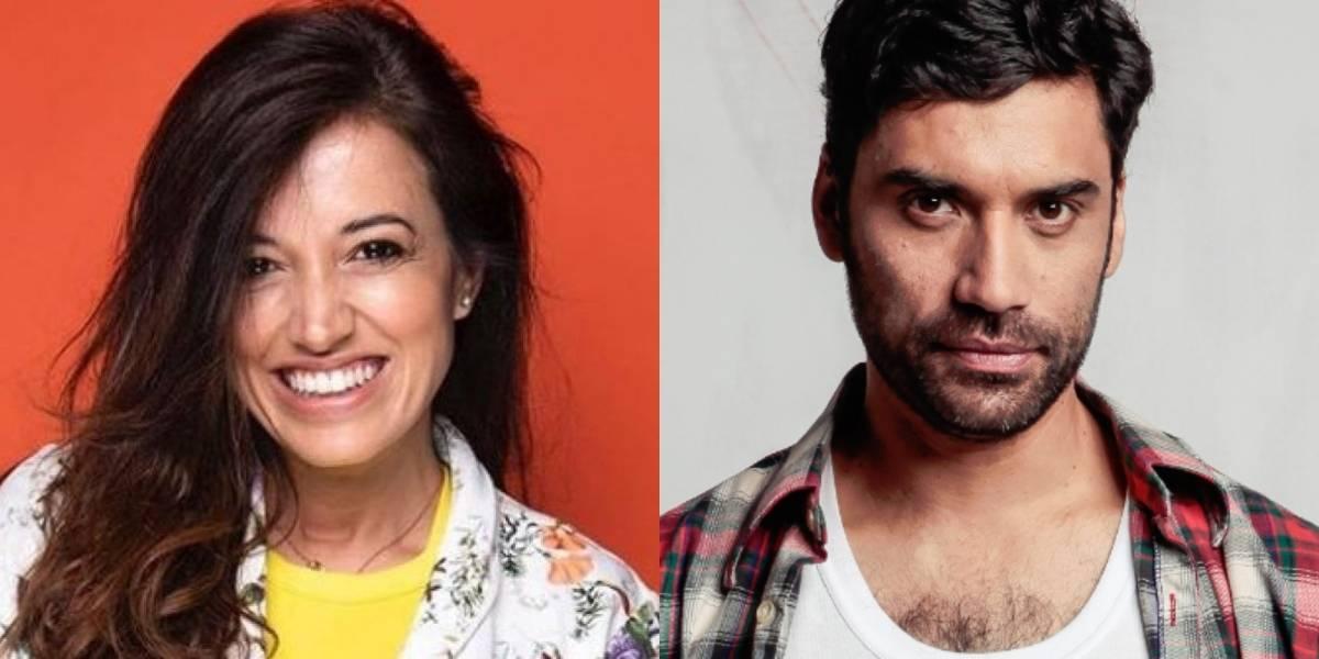 """""""Bailando por un sueño"""": Yamila Reyna y Felipe Contreras se suman al estelar de Canal 13"""