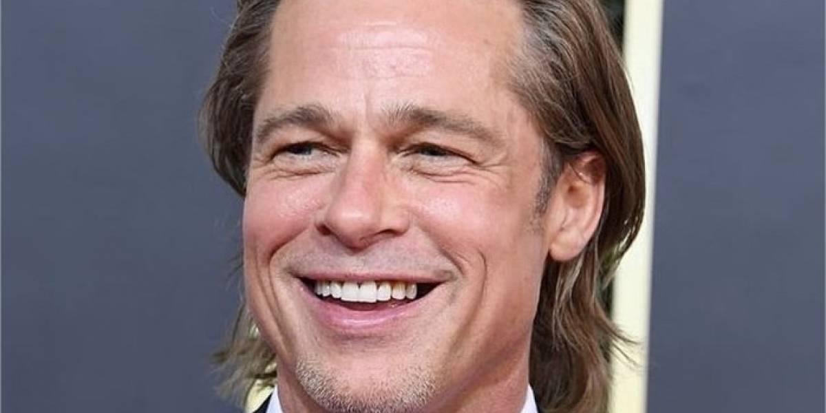 Brad Pitt no asistió a los BAFTA para poder reunirse con su hijo Maddox