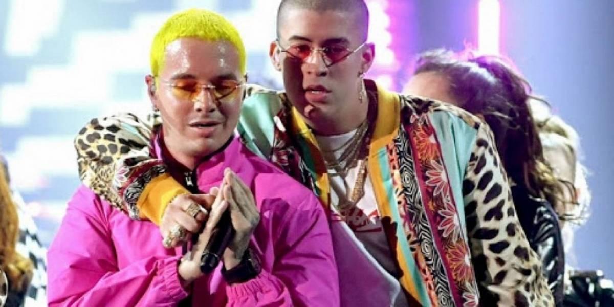 ¿Fin de la amistad?: la razón por la que J Balvin y Bad Bunny quedaron en malos términos con Shakira tras el Super Bowl