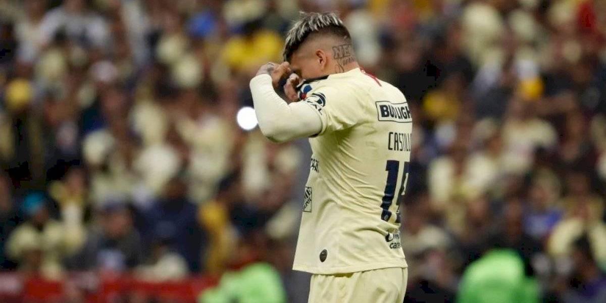 Con la nube negra a cuestas: Nicolás Castillo volvió a terapia intensiva por nuevo coágulo