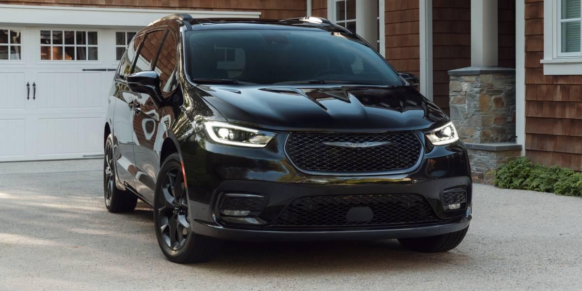 Chrysler revela la Pacifica 2021 en el Auto Show de Chicago