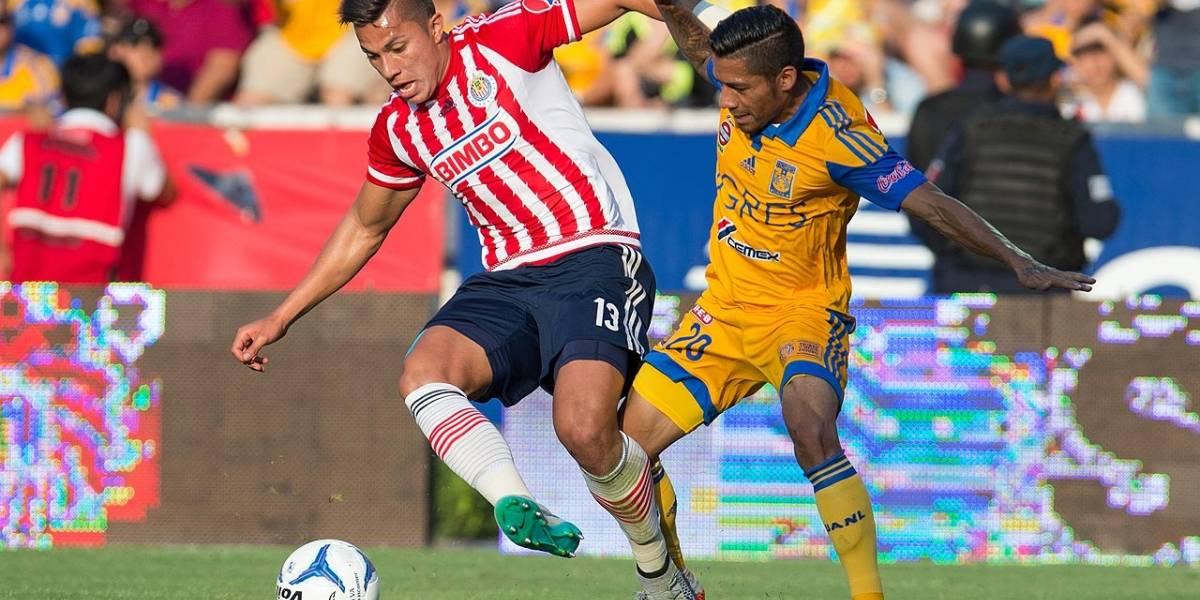 ¿Cómo terminaron los últimos cinco duelos Tigres vs Guadalajara?