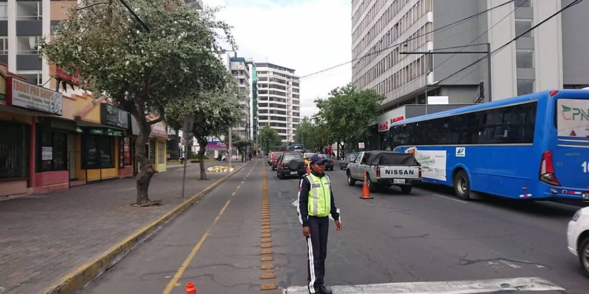 Quito: ¡Ya no habrá el contraflujo de la av. Amazonas!