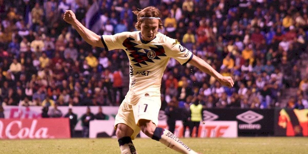 Sebastián Córdova despierta el interés del Betis