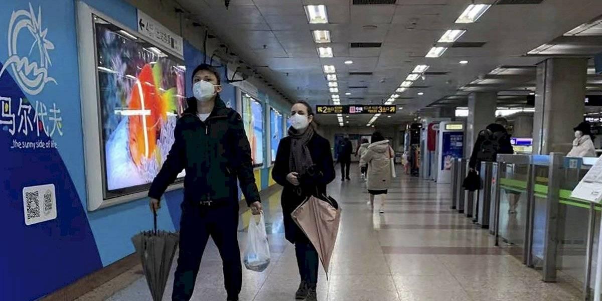 Estados Unidos ofrece 100 mdd a China para combatir coronavirus