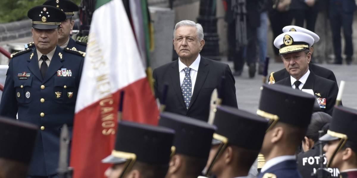 Este domingo, López Obrador participará en la Marcha de la Lealtad