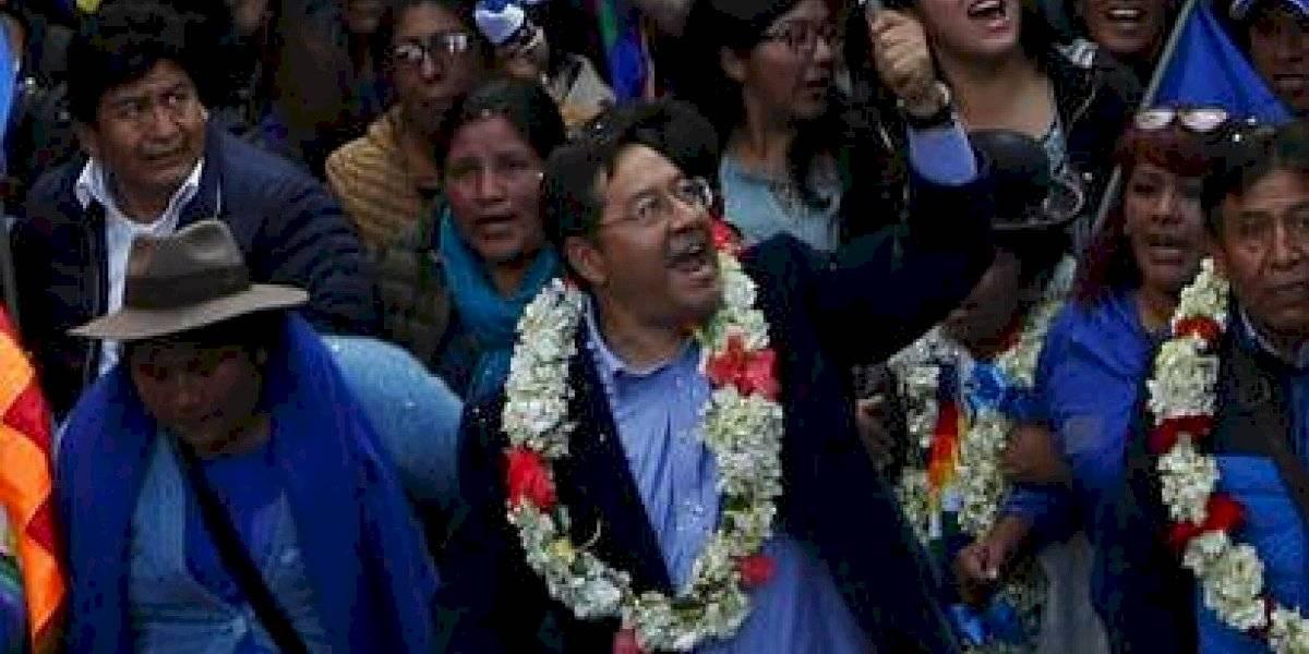 David Choquehuanca se suma a movimiento internacional Grupo de Puebla